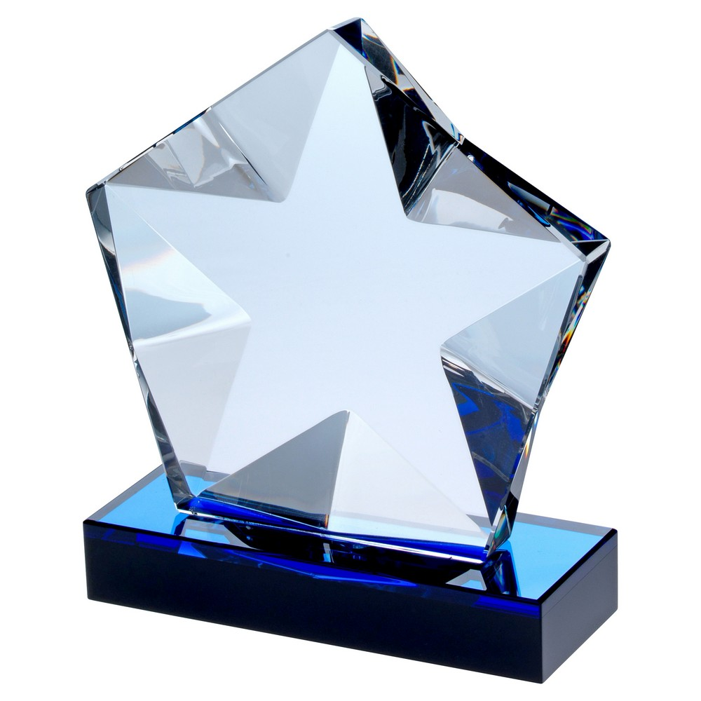 Blue Glass Star Award