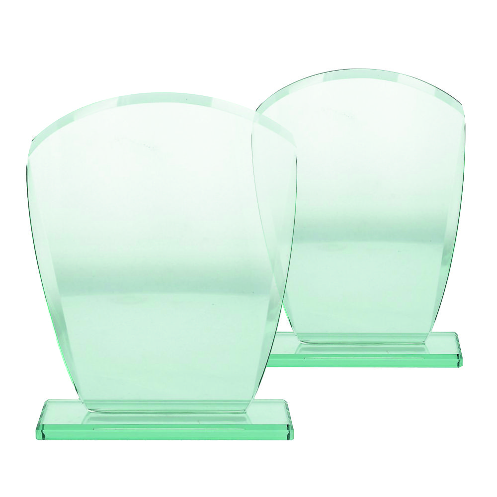 Cheap Jade Glass Award