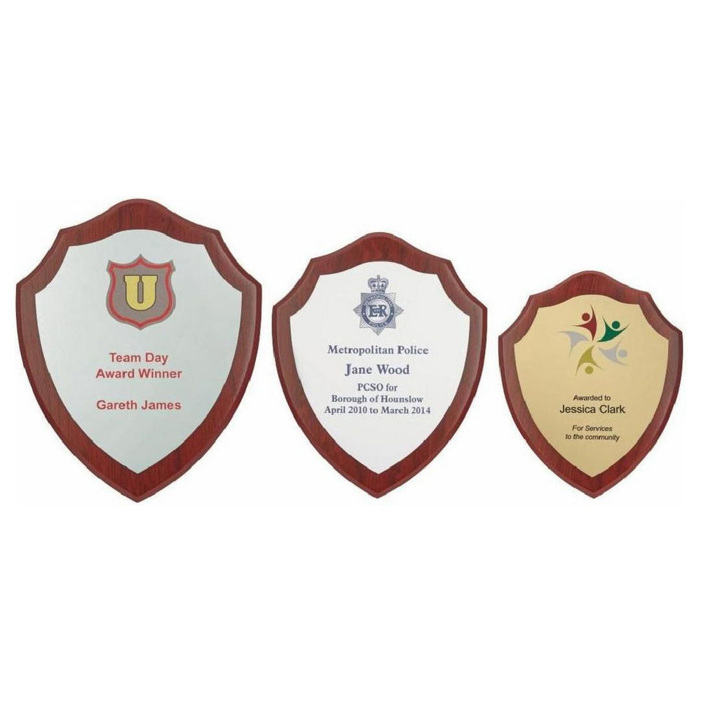 Wood Shield Award