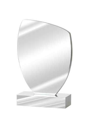 Mirror Finish Aluminum Award