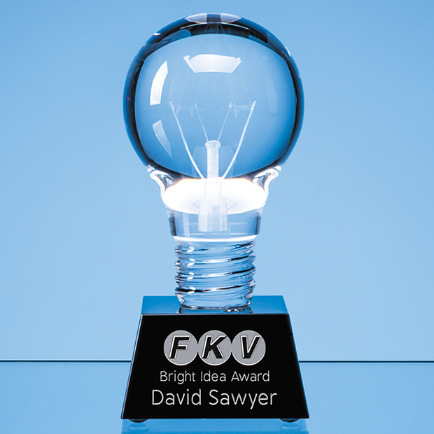 Crystal Lightbulb Award