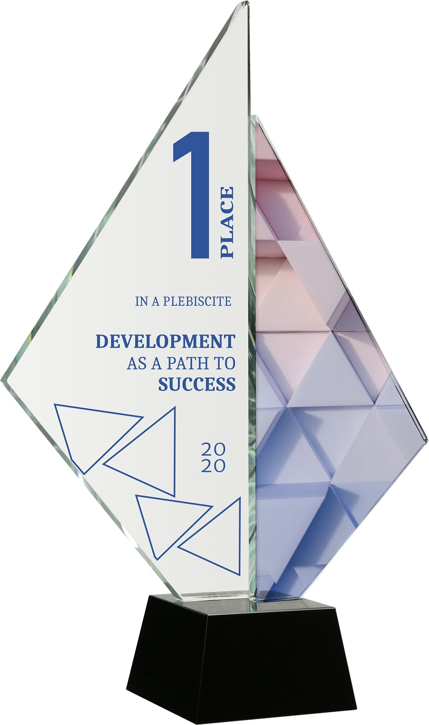 Crystal Triangle Award
