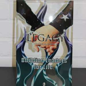 Legacy Cheer & Dance Colour Printed Award