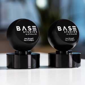 Base Studios Black Glass Award