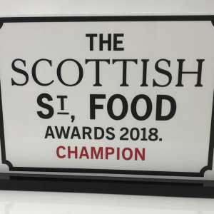 The Scottish St Food Bespoke Award