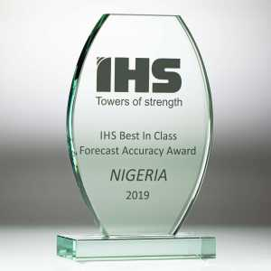 IHS Glass Award