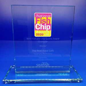 Seafish Glass Award
