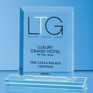 Luxury Travel Guide Glass Award