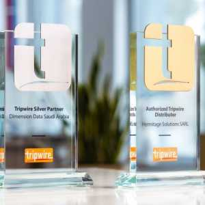 Tripwire Glass and Metal Award