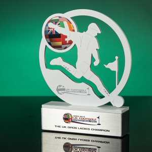 UK Open Footgolf Metal Award